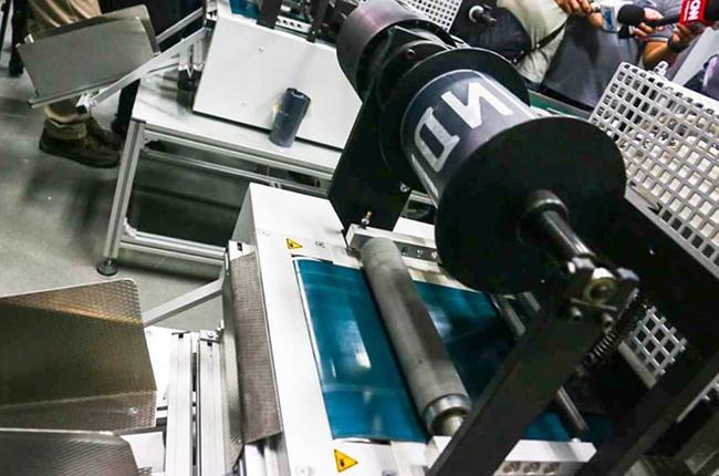 LTO Plate Machine