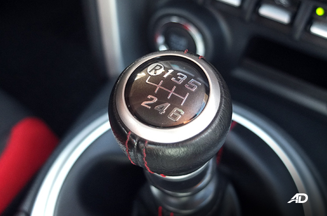 Manual Transmission Toyota 86