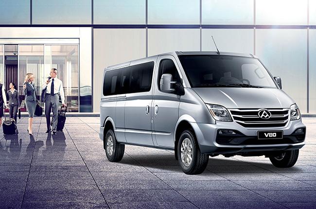 Maxus V80 Comfort Van