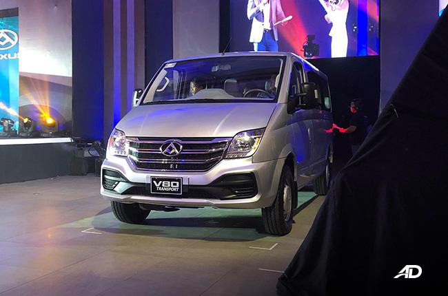 maxus v80 transport philippines