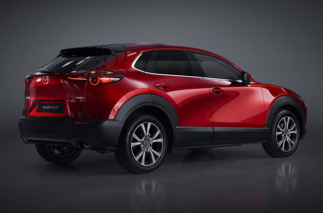 Mazda CX-30 debut