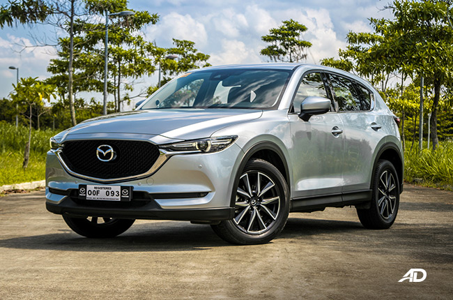 mazda cx-5 buyers choice award