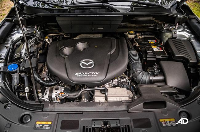 Mazda CX-5 Diesel engine