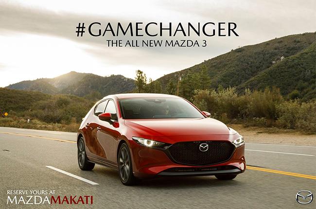 Mazda Makati Facebook Post