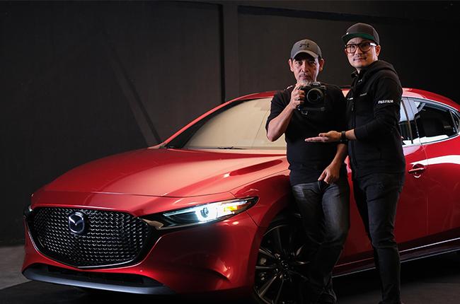 Mazda3 Fujifilm