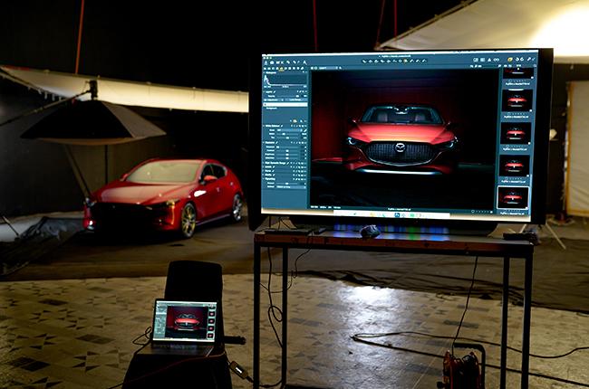 Mazda Philippines x Fujifilm