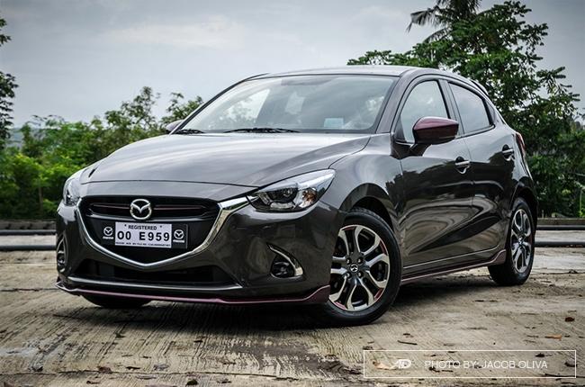 Mazda2 Hatchback Premium Java
