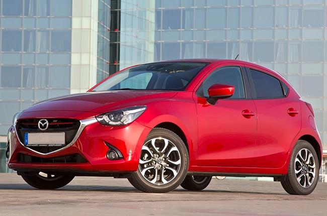 Mazda2 Hatchback promo