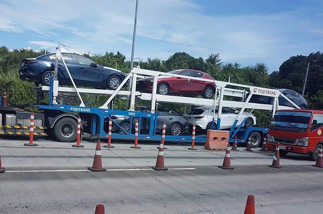 Mazda3 Delivery