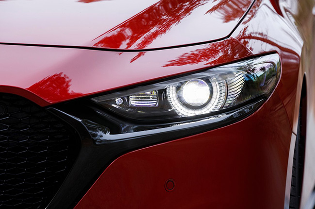 Mazda3 Headlights