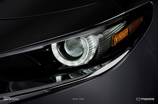 Mazda3 Mazda Philippines x Fujifilm