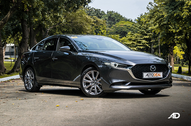 2020 mazda3 2.0 review | autodeal philippines