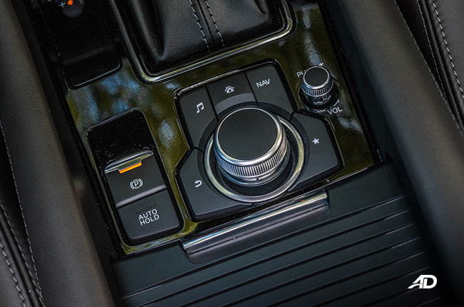 Mazda6 MZD Connect Knob
