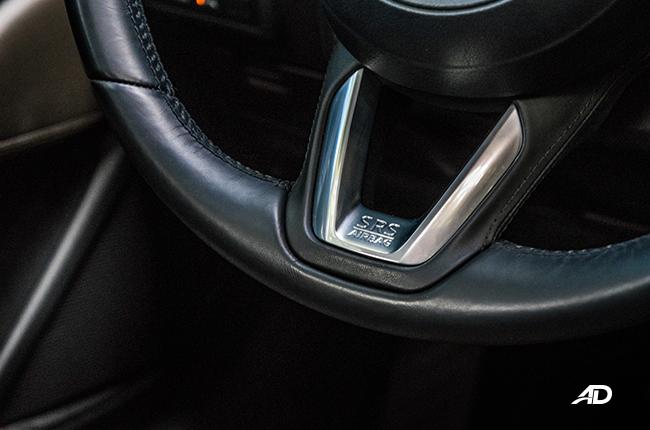 mazda6 sedan safety