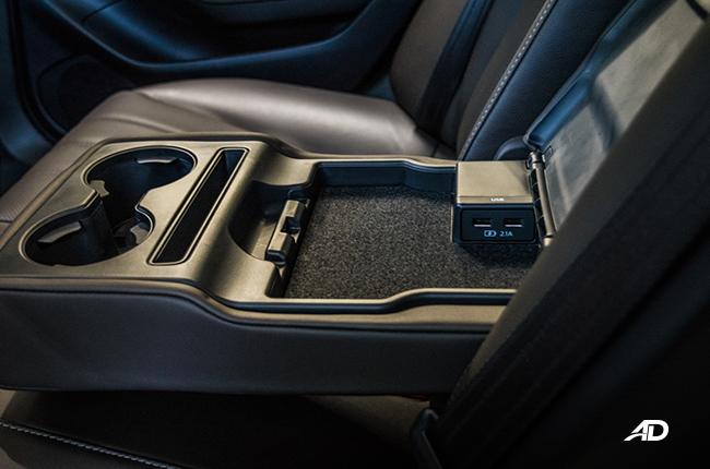 mazda6 sedan technology