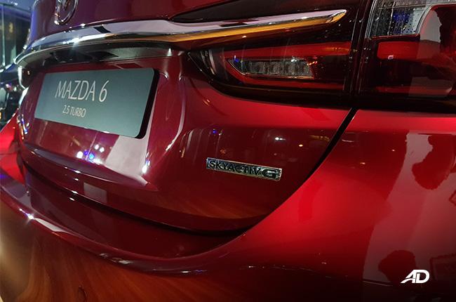 Mazda6 skyactiv g