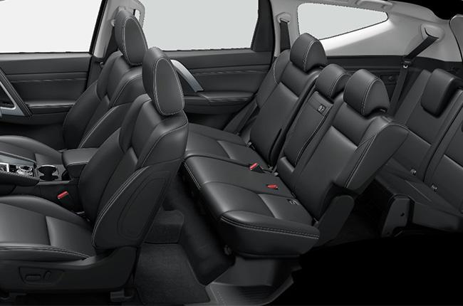 Mitsubishi 2020 Pajero Sport