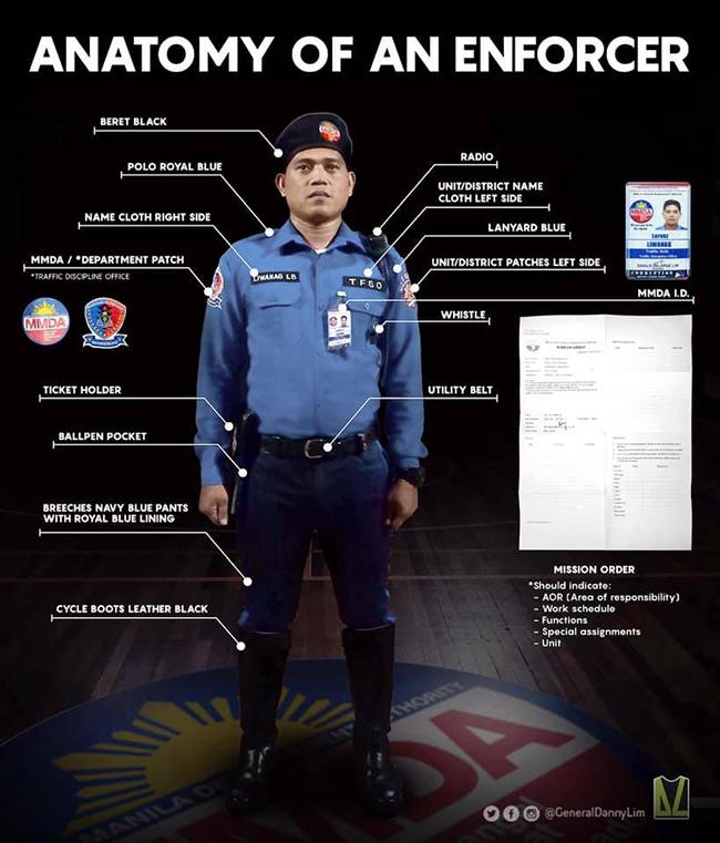 MMDA officer
