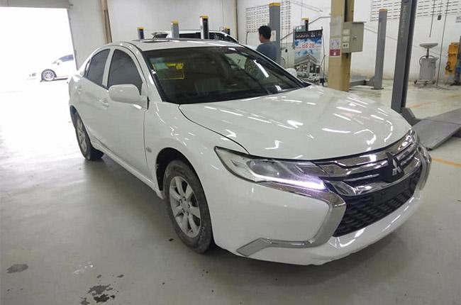 Mystery Sedan 1
