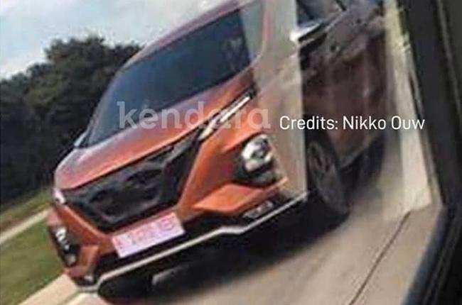 Nissan Livina Front Facia