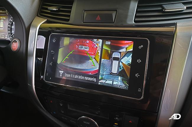 Nissan terra AVM Update
