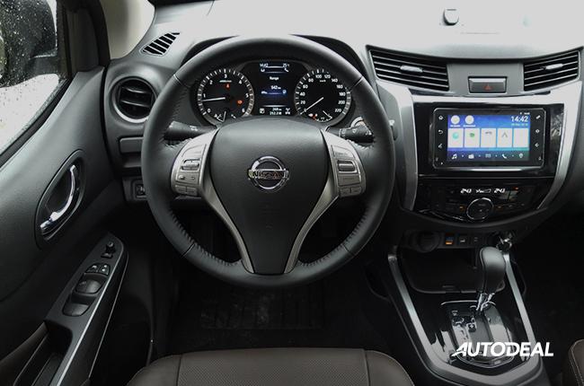 Nissan Terra Driver Side