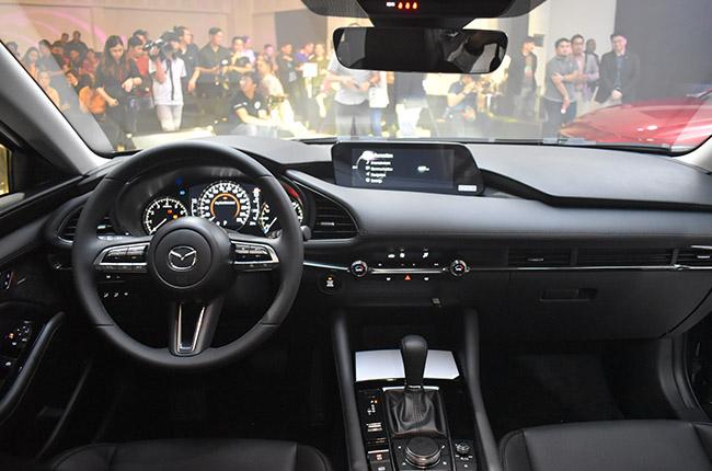 Premium interior shot