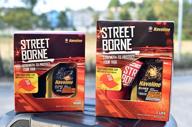 Street borne oils