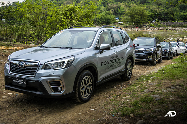 2019 Subaru Forester – First Drive Impressions | Autodeal Philippines
