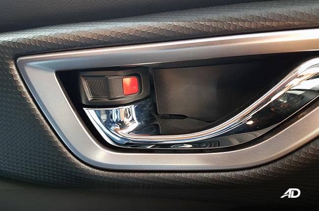 Subaru Forester Door Locks