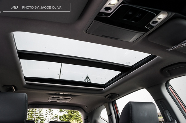 Sunroof CRV