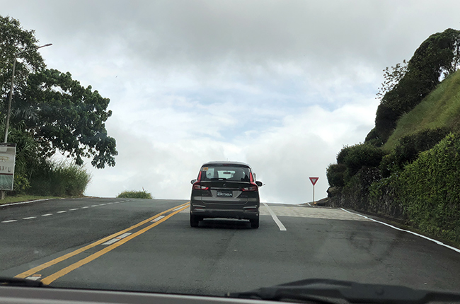 Suzuki Ertiga Drive