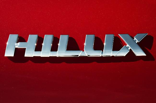 Toyota Hilux Badge