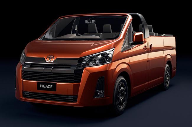 Toyota Pieace