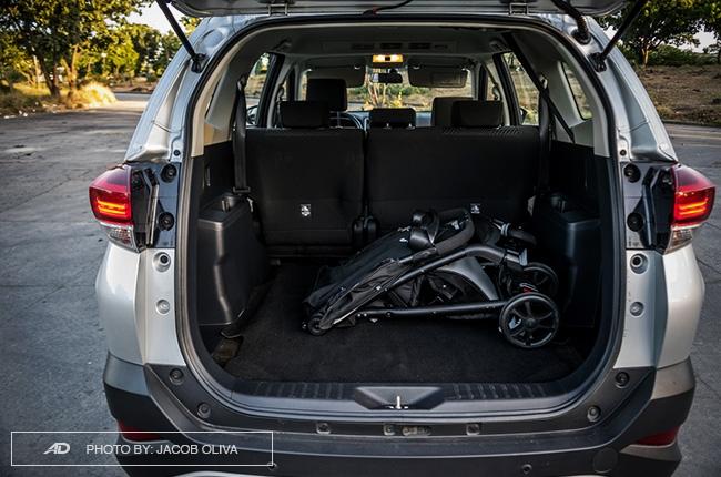Toyota Rush Cargo Review 1