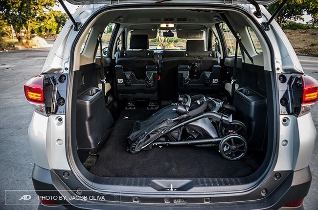 Toyota Rush Cargo Review 2