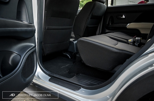 Toyota Rush Safety and Interior Review 5