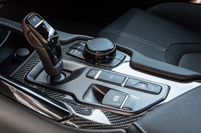 Toyota Supra Gear Lever