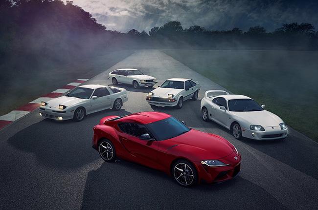 Toyota Supra Lineage