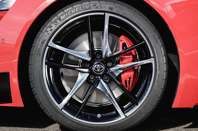 Toyota Supra Wheels