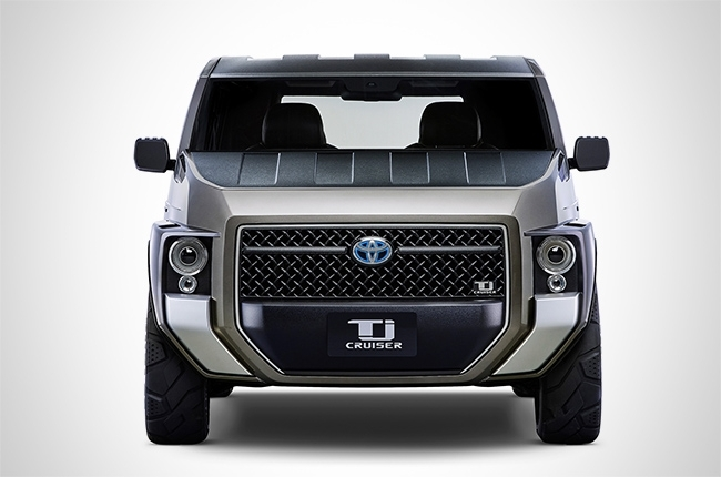 Toyota TJ Cruiser Concept 3