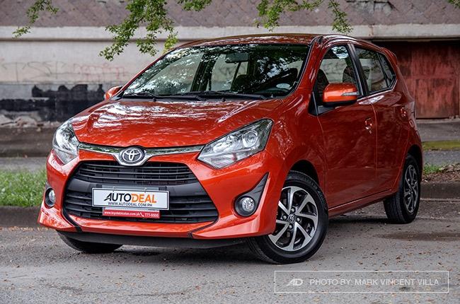 Toyota Wigo Philippines