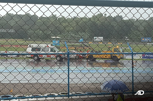 Vios racing fest crash