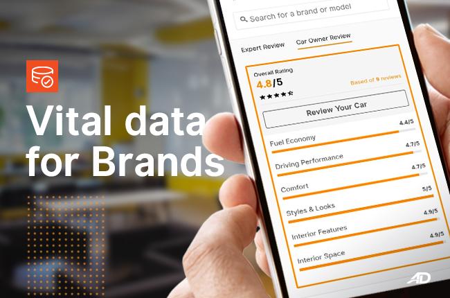 Vital Data for Brands