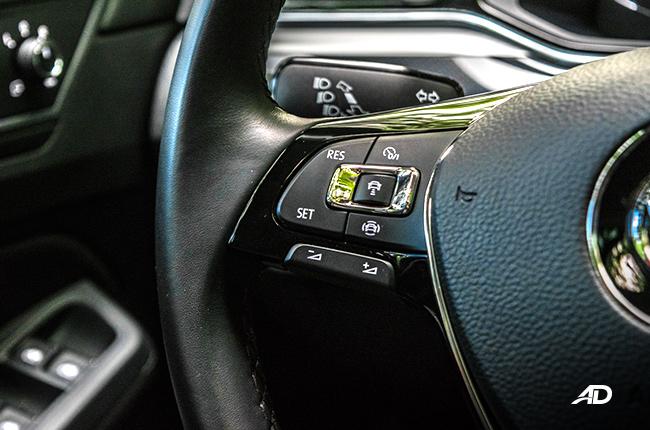 Volkswagen Lamando Steering Wheel