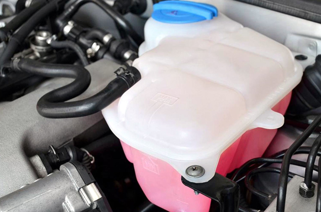 When should you change your coolant?