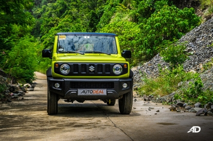2020 Suzuki Jimny One Of The Best Non-US Off-Roaders >> 2019 Suzuki Jimny Review Autodeal Philippines