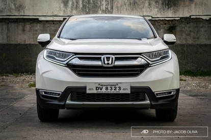 Review: 2018 Honda CR-V 1 6 S Diesel 9AT | Autodeal Philippines