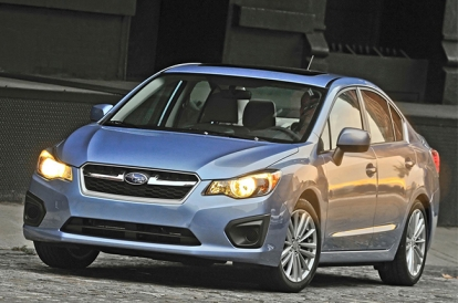 Subaru issues worldwide recall on select models and years