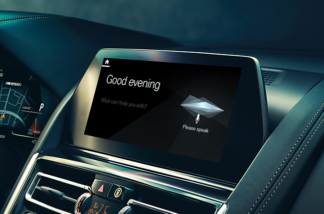 BMW's new in-car AI Personal Assistant